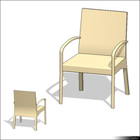 Seating Armchair 00537se