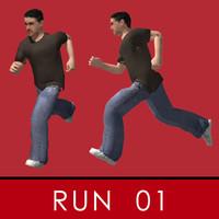 Run 01