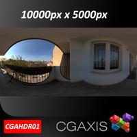CGAXIS HDRI Map 01