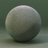 Maya Material Rough Concrete 2