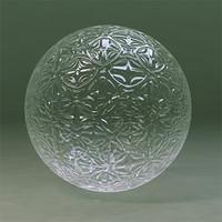 Maya Material Glass Textured 4