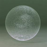 Maya Material Glass Textured 8