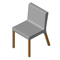 Chair - Blu Dot - Knicker Dining Chair