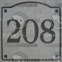 Dirty House Number Sign.jpg