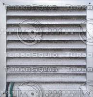 Aluminum exterior vent 2