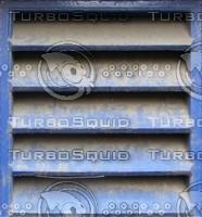 Dusty exterior vent