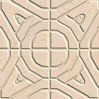 White Wood Fancy Flooring