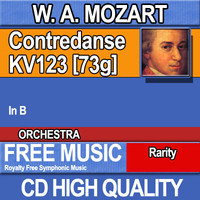 W.A. MOZART - Contredanse KV123 [73g]