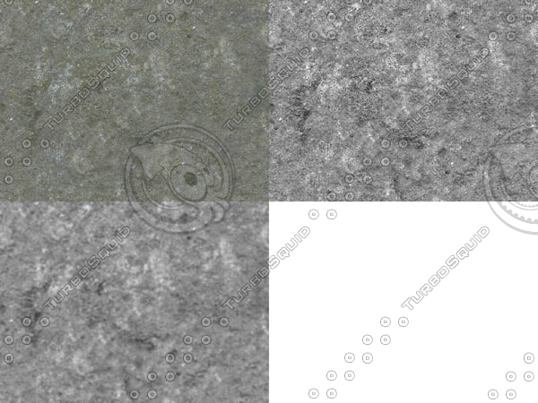 Rock_2 - Stone texture map - INCLUDES BUMP AND DISPLACEMENT MAPS!