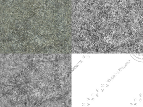 Rock_4 - Stone texture map - INCLUDES BUMP AND DISPLACEMENT MAPS!