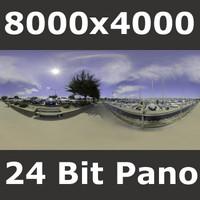 L1005 8000 pixel 24 bit TIFF Panorama