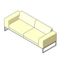 Sofa - Boss Design - Three Seater Sofa