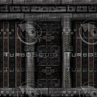 SpaceTech1 : HallWayB 5