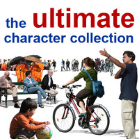 the ultimate character collection