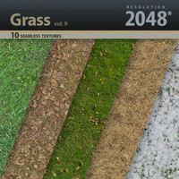 Grass Textures vol.9