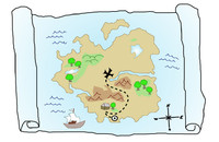 Treasure map.ai