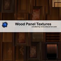 Eta Wood Panel Textures