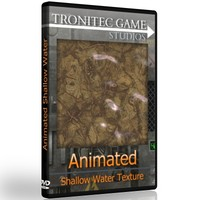 Animated Shallow Water Texture 1