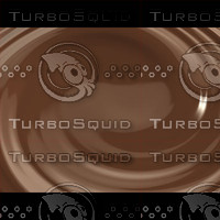 Image of a chocolate vortex.