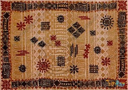 Rectangular carpet 007