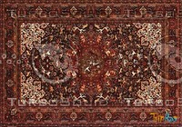 Rectangular carpet 021