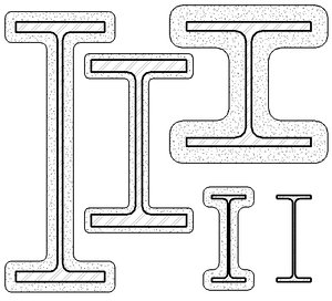 revit component wide flange 3ds