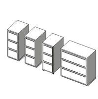 gx_FURN File 3 Drawer