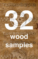 32 North American wood grain images