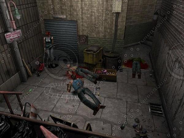 resident evil 3 cheat