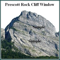 Prescott Rock Cliff Window