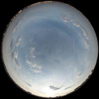 Few clouds HDR 1
