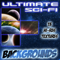 Ultimate Sci-Fi Backgrounds