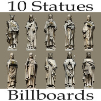 10 Statues Billboards