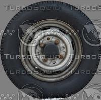 Van tyre (2)