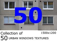 50 urban windows