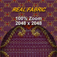 Real Fabric 228d