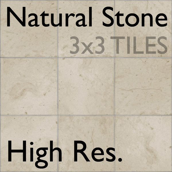 Natural Stone light brown --------------- High Resolution