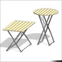 Table Folding 00387se