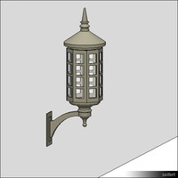 StreetLamp-wall-historic-00499se