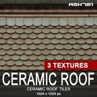 Ceramic roof tiles 4