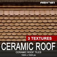Ceramic roof tiles 5