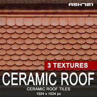 Ceramic roof tiles 1