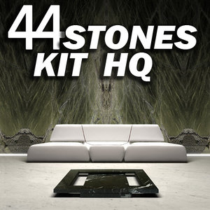 44 Marble & Stone Collection -------- High Resolution