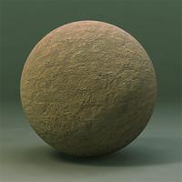 Maya Material Stone Ground