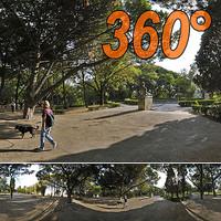 Eduardo VII park 2 - 360° panorama