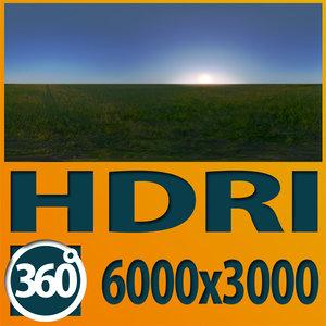 360 HDRI (16) sky golden hour