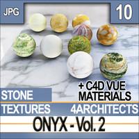 Onyx Vol. 2 - Textures & Materials