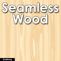 Wood 006 - Seamless