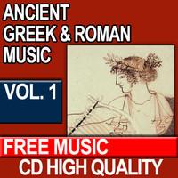 Ancient Greek & Roman Music - Vol. 1