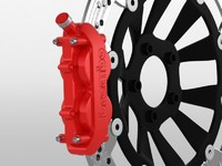 Brembo sport motorbike motorcycle front brake system